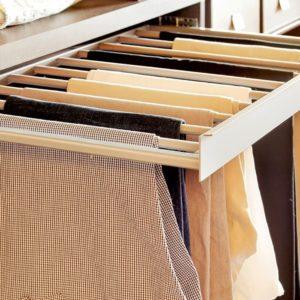 Pantalonero de madera